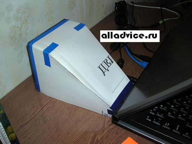 Модернизация ноутбуков своими руками