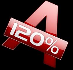 Настройка Alcohol 120%