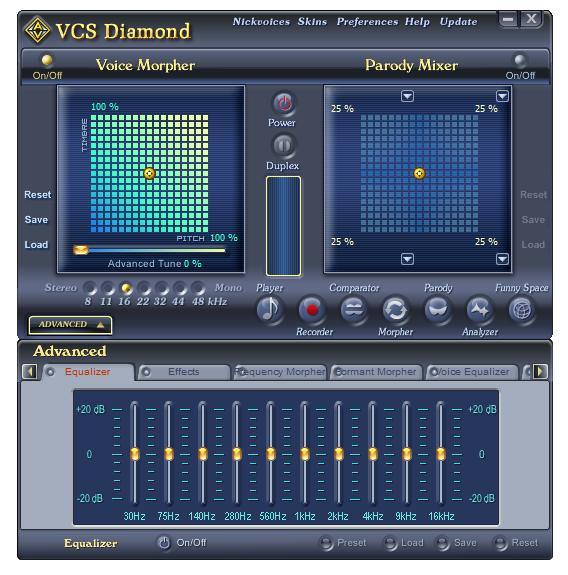 Скачать av voice changer diamond полную версию.